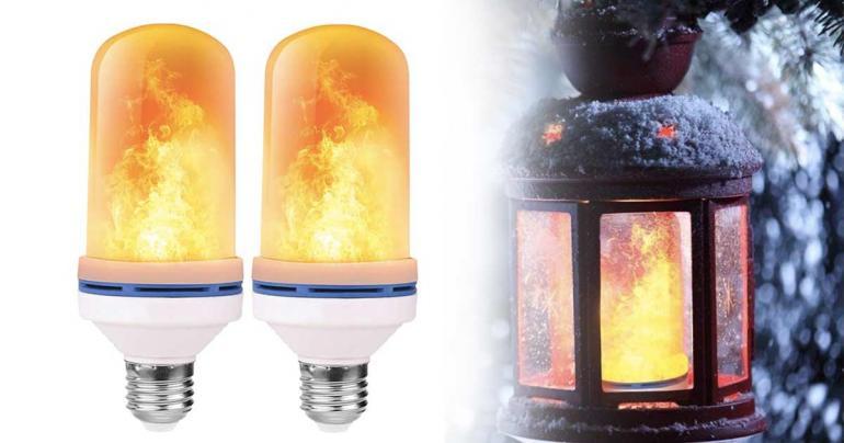 LED-lampa på Digdeal.se