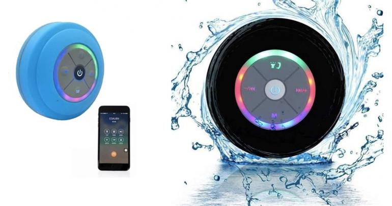 Vattentät Bluetooth högtalare på Digdeal.se