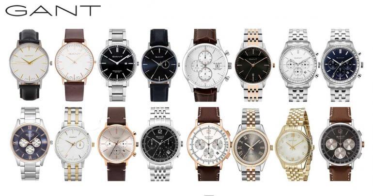 Gant klockor på Digdeal.se