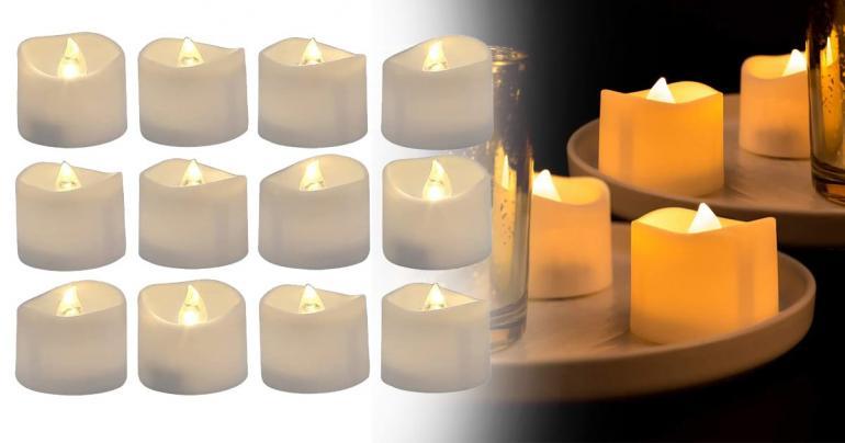 LED-blockljus på Digdeal.se