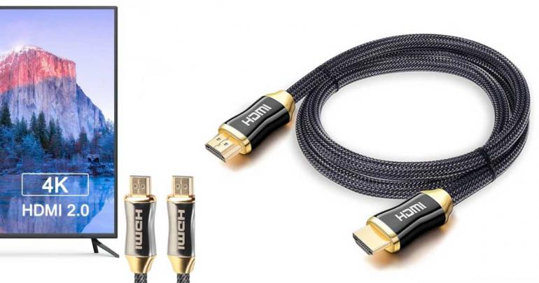 Högkvalitativ HDMI-kabel på Digdeal.se