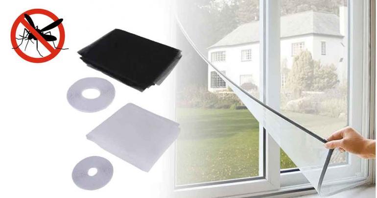 Myggnät till fönster på Digdeal.se