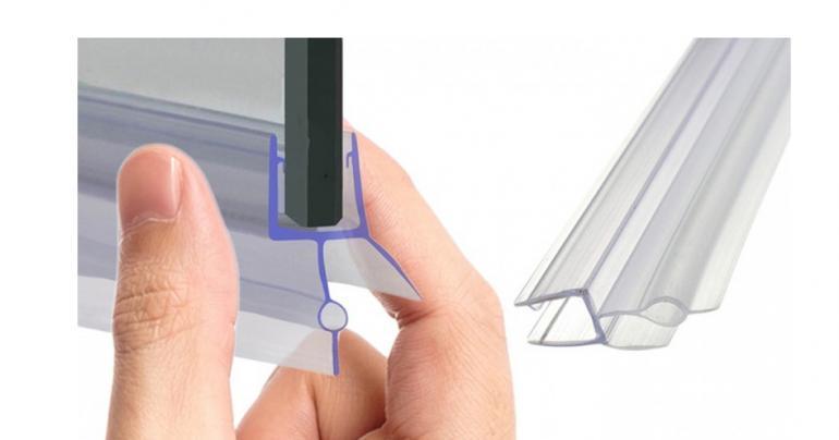 Förhindra läckage i badrummet med tätningsremsor på Digdeal.se