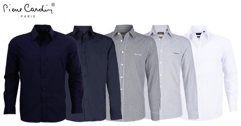 Pierre Cardin skjorta på Digdeal.se