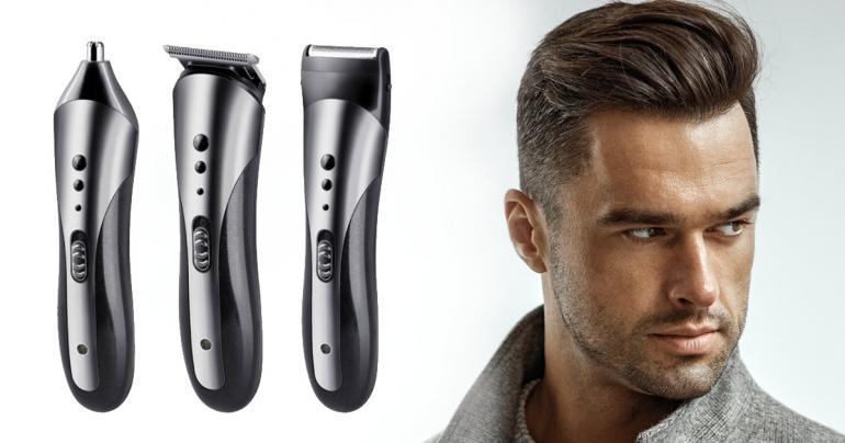 Kroppstrimmer; hårtrimmer, rakapparat, skäggtrimmer och näsa/öron-trimmer på Digdeal.se
